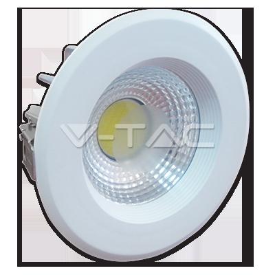 10W Spot LED Riflettore PKW corpo Bianco freddo