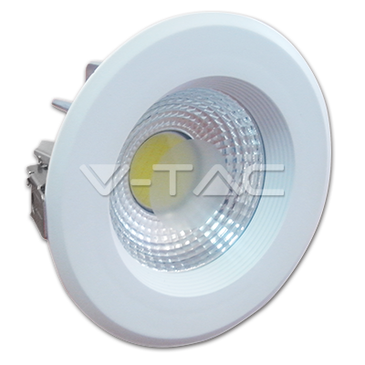 10W Spot LED Riflettore PKW corpo Bianco caldo
