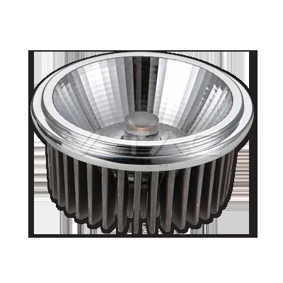 Lampadina LED faretto Faretto AR111 a LED 20W 12V Bianco caldo