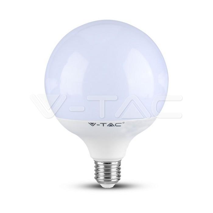LED Lampadina SAMSUNG Chip 18W E27 Plastica G120 3000K