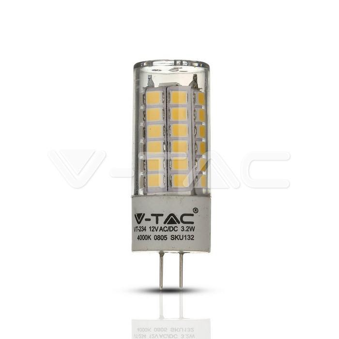 LED Faretto SAMSUNG Chip G4 3.2W Plastica 3000K