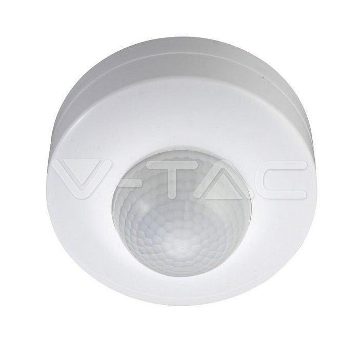 Sensore di movimento infrarosso bianco 360gradi
