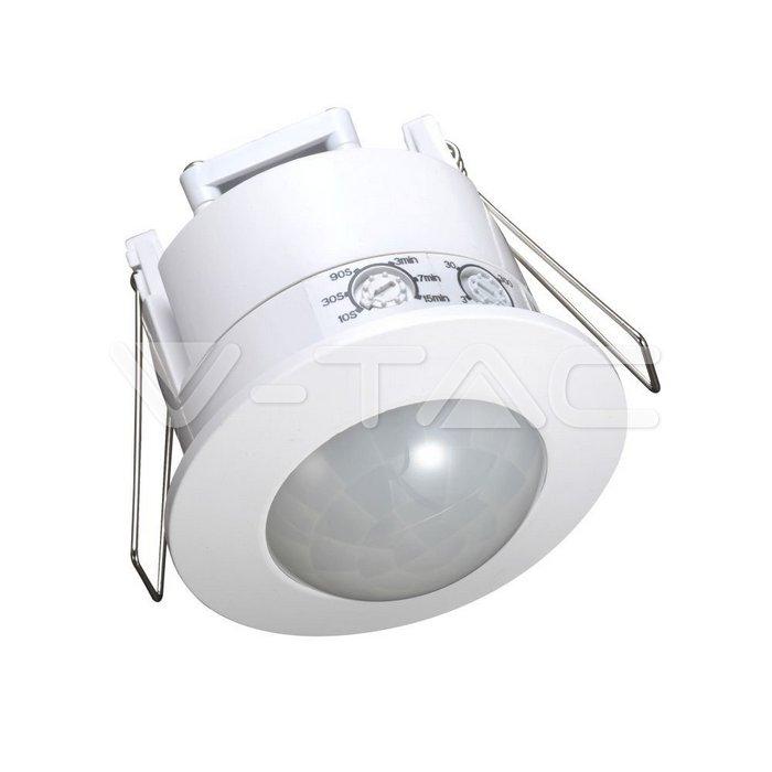 (((Sostituito da sku 5090))) Sensore di movimento e crepuscolare Bianco 360gradi