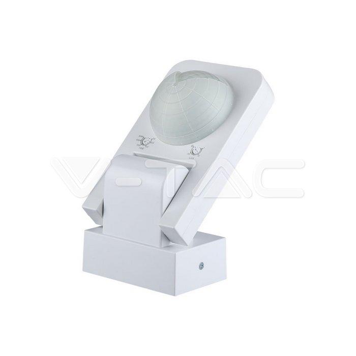 Infrared Sensore a movimento Bianco 360gradi 1000W aggiustabile