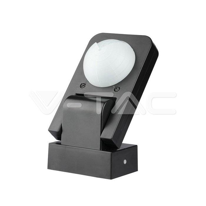Infrared Sensore a movimento Nero 360gradi 1000W aggistabile