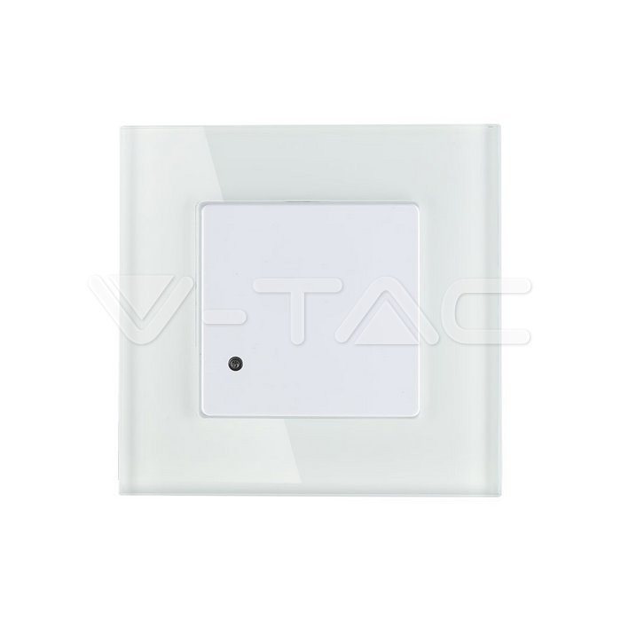 Microwave Sensore Bianco