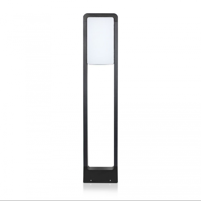 10W LED Bollard Lamp Samsung Chip Black Body IP65 4000K
