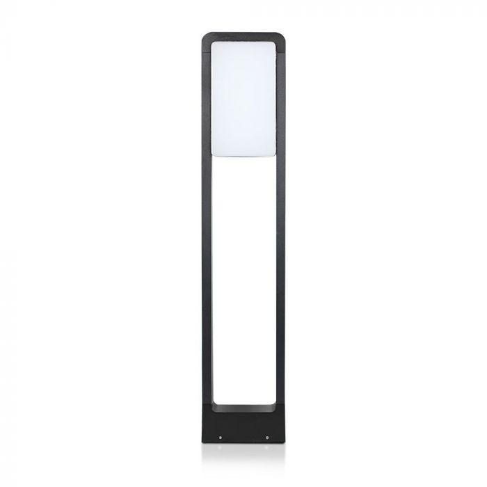 10W LED Bollard Lamp Samsung Chip Black Body IP65 6400K