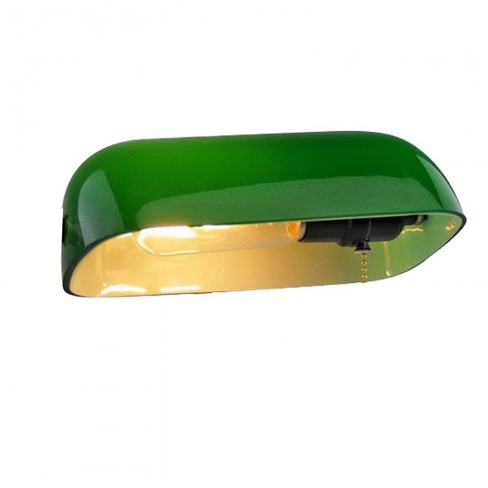 Glass Lampshade For VT-7151 Green