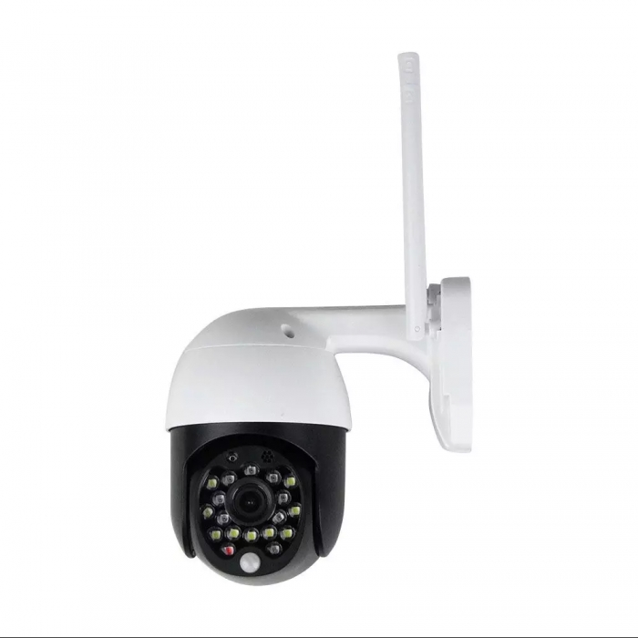 P09-18 WIFI Outdoor Camera With 8 Led Lights 3MP IP65 Dome