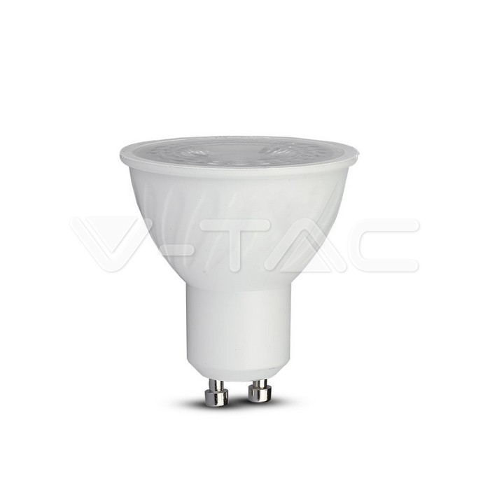 LED Lampadina SAMSUNG Chip GU10 7W Plastica 38°