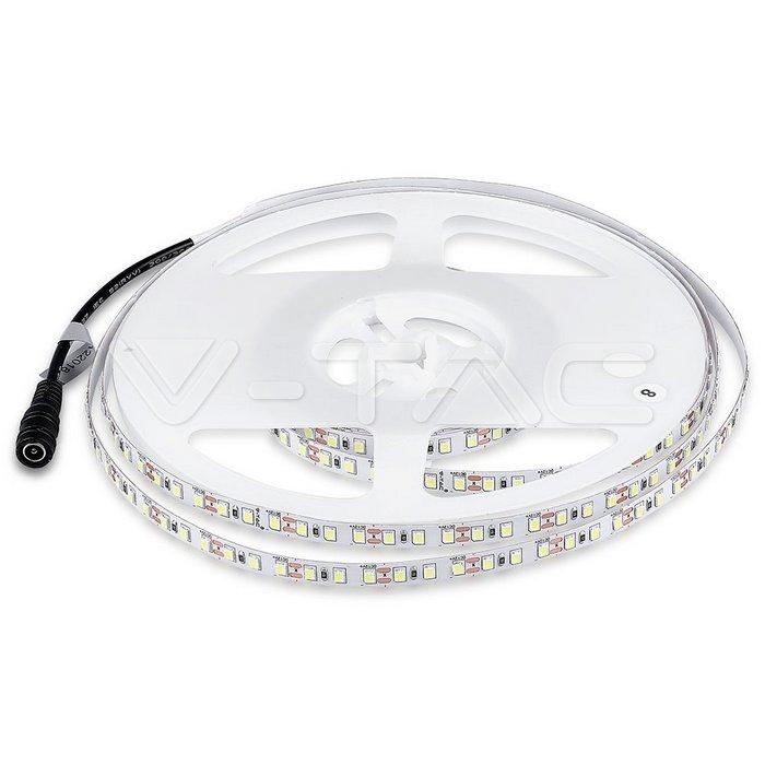 Striscia SMD3528 120 LED/m Bianco freddo IP20