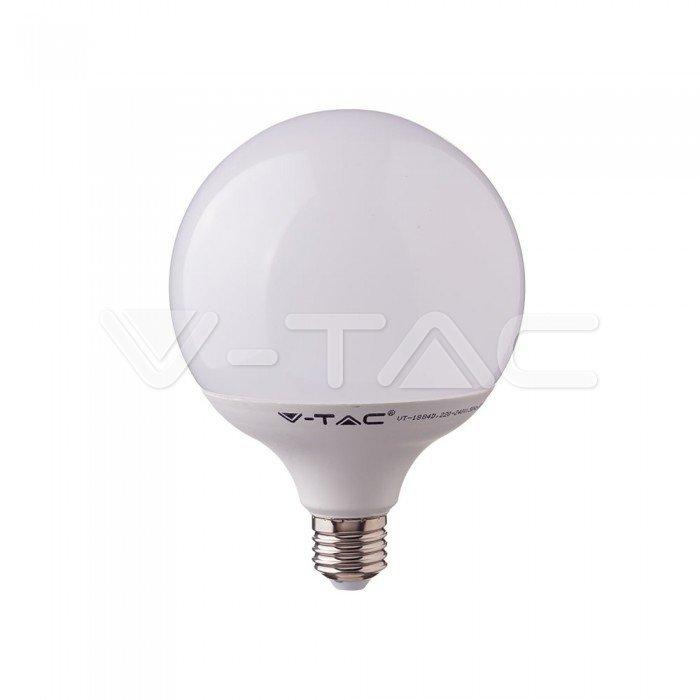 LED Lapadina SAMSUNG Chip 22W E27 G120 Plastica 4000K 120 lm/Watt