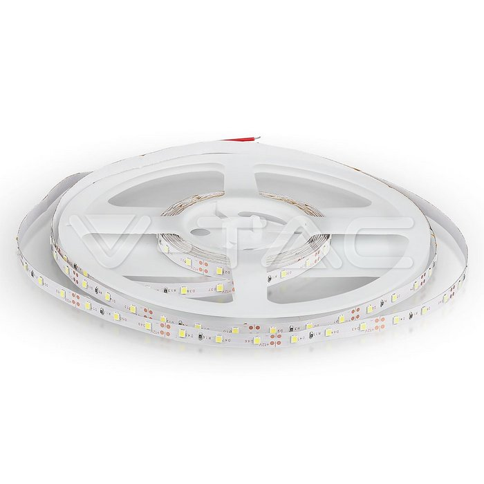 Striscia SMD3528 60 LED/m Bianco freddo IP20