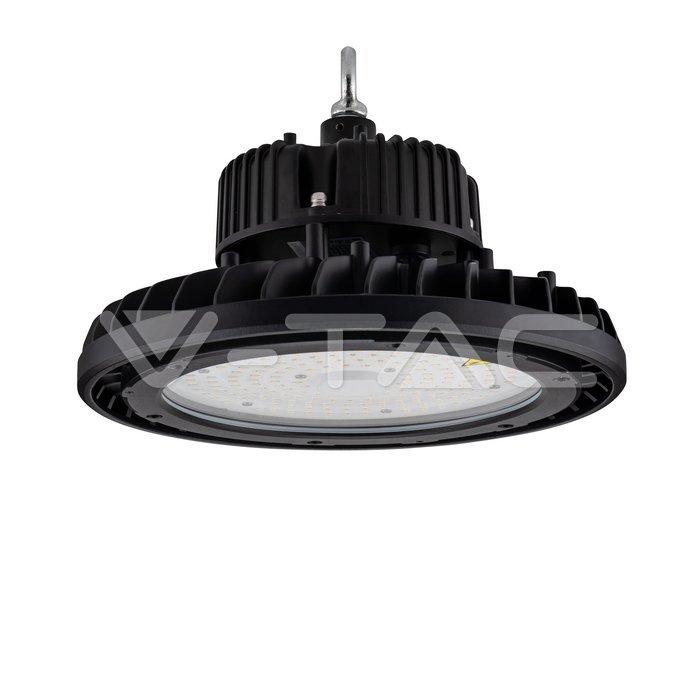 LED Sospensione industriale SAMSUNG Chip 100W Corpo nero 120lm/W 4000K