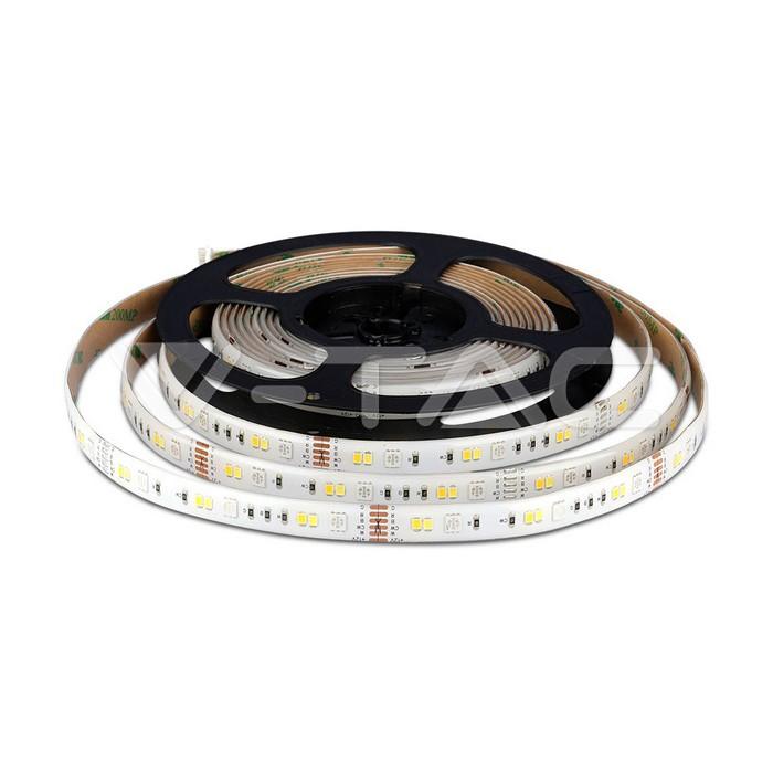 LED Striscia 28W 5050/54 RGB + 3 in 1 IP65 Alexa Smart