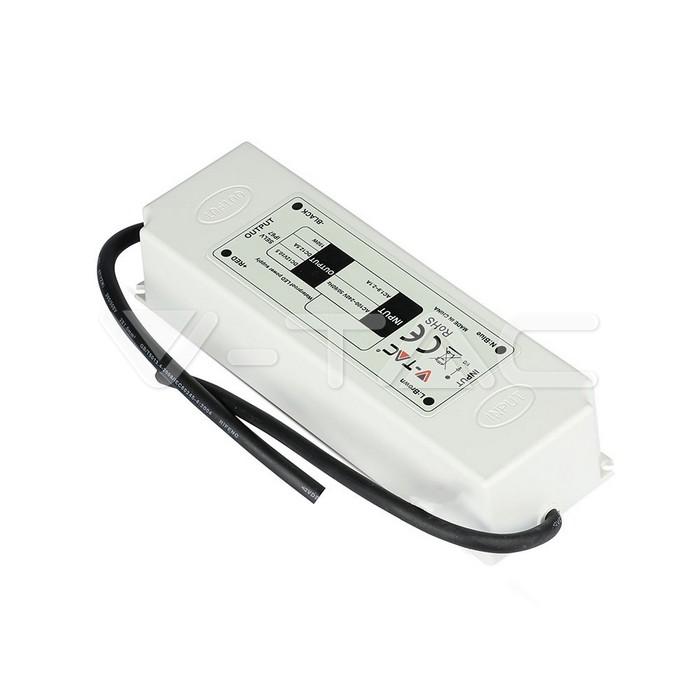 LED Alimentatore 60W 12V IP67 Plastica