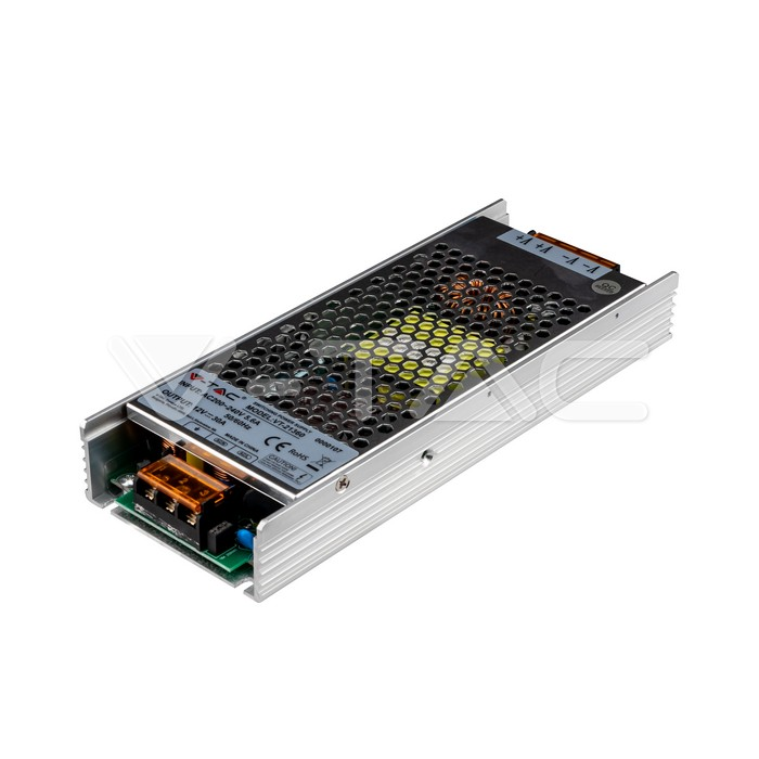 Alimentatore Slim 360W 12V 30A IP20