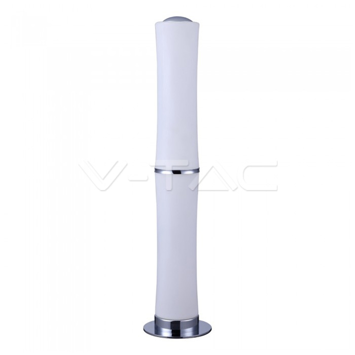 32W LED Floor Lamp Touch Dimmerabile Bianco 3000K