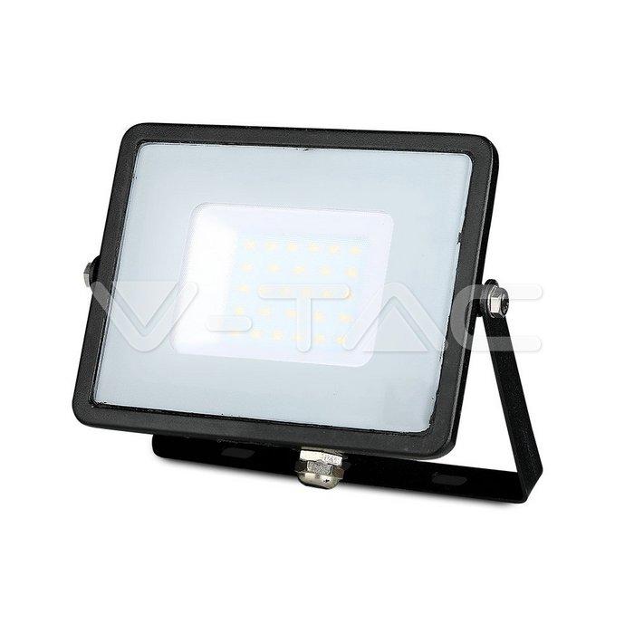 30W LED proiettore SMD SAMSUNG Chip Corpo Nero Luce Bianco Caldo