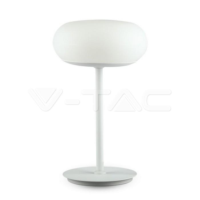 15W LED Designer Table Lamp Touch Dimmerabile bianca 3000K