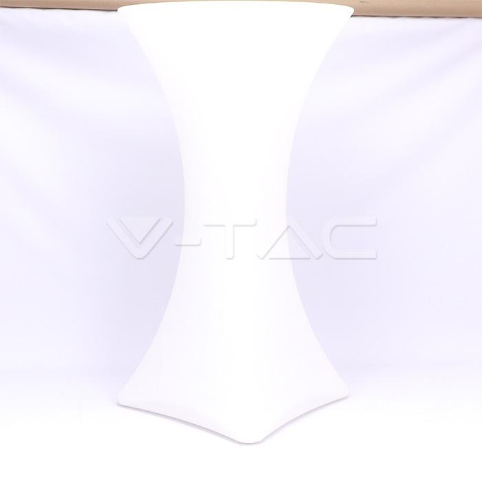 LED Tavolo da bar RGB D60*110CM