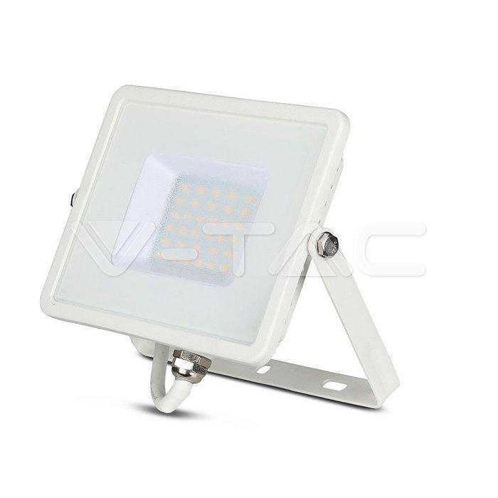 30W LED proiettore SMD SAMSUNG Chip Corpo Bianco Luce Bianco Caldo
