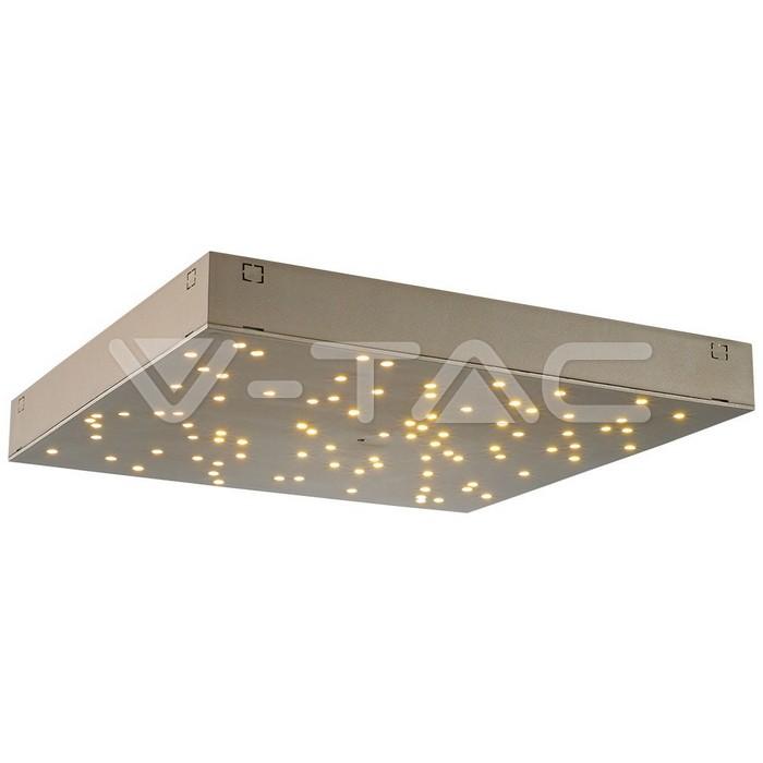 Pannello di design a LED 8W Cielo Stellato Cambia Colore Corpo Oro