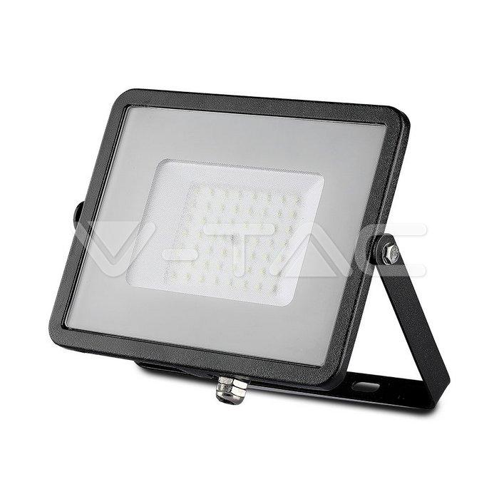 50W LED proiettore SMD SAMSUNG Chip Corpo Nero Luce Bianco Caldo
