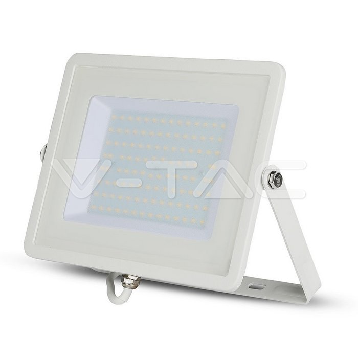100W LED proiettore SMD SAMSUNG Chip Corpo Bianco Luce Bianco Caldo