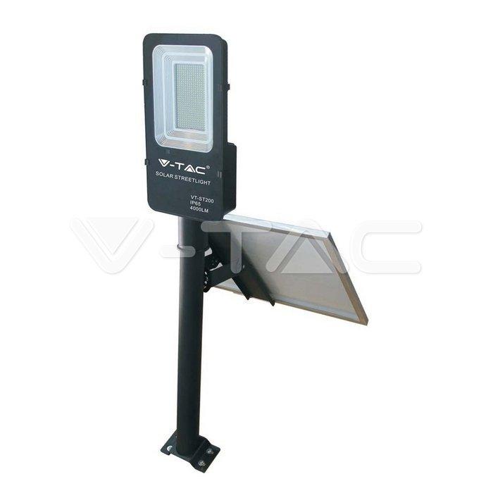 50W LED Armatura Stradale Solare 4000K