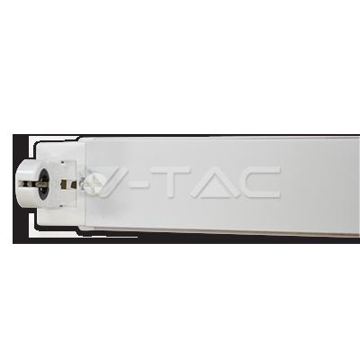 Plafoniere aperte per tubo LED 600 mm