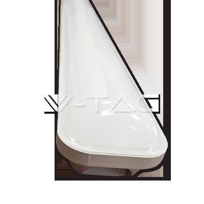Lampada LED Impermeabile PC/PC 1200mm 36W Bianco naturale