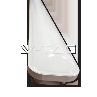 Lampada LED Impermeabile PC/PC 1200mm 36W Bianco freddo