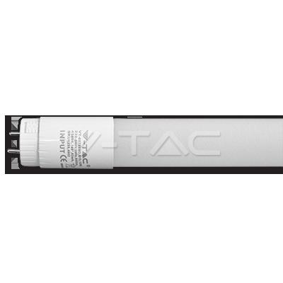 10W T8 Tubo LED Termoplasticoa Ruotabile Bianco naturale 600 mm