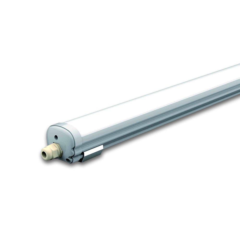 LED Lampada LED Impermeabile G-SERIES 1500mm 48W Bianco
