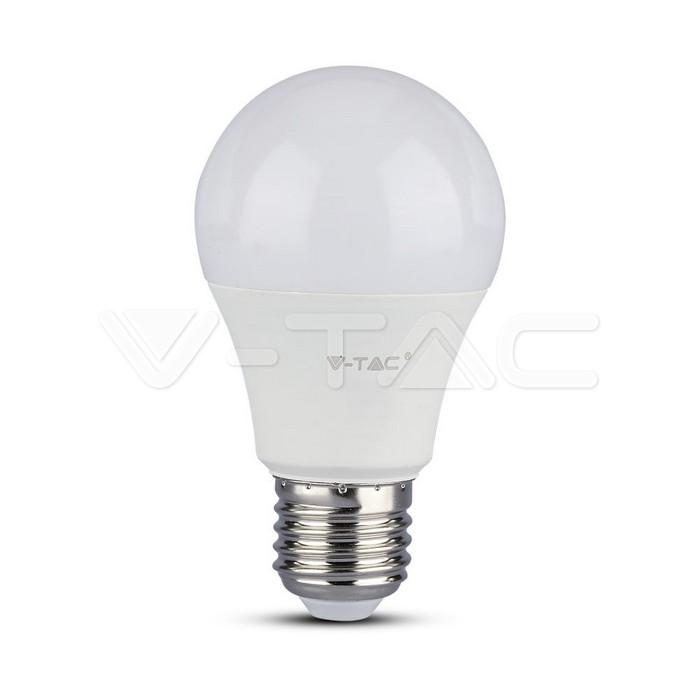 LED Lampadina 11W E27 A60 Plastica 4000K