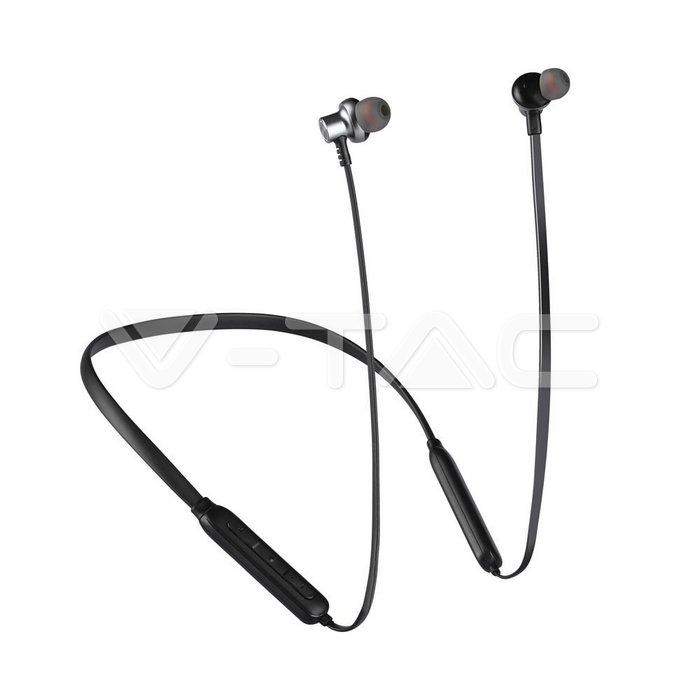 Auricolare Bluetooth 500mAh Nero