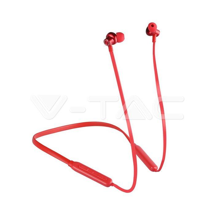Auricolare Bluetooth 500mAh Bianco