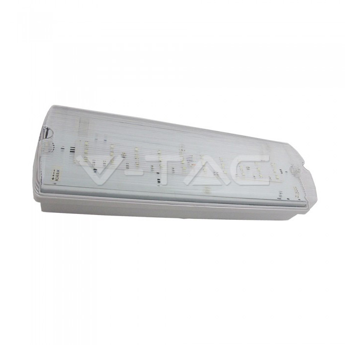 4W LED Emergency Exit Light 6000K