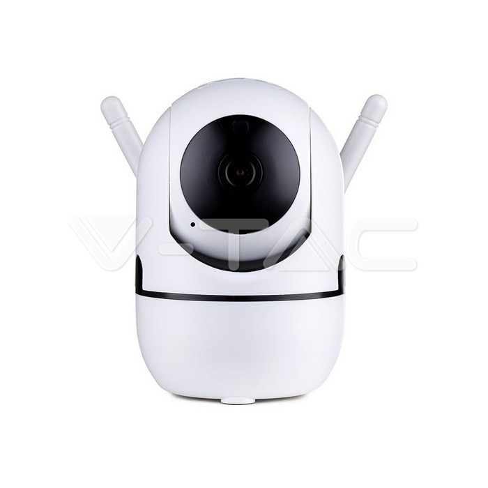 1080P IP Indoor Camera EU Power Plug & Auto Track Function