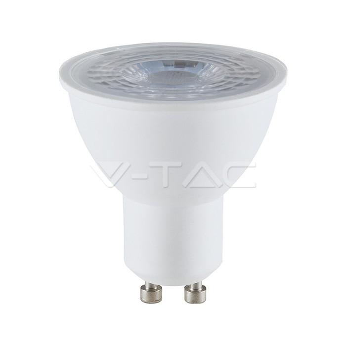 LED Lampadina SAMSUNG Chip GU10 8W 38gradi Lens 3000K